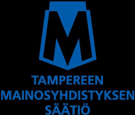 Tampereen Mainosyhdistyksen säätiö-logo